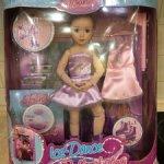 Кукла шарнирная Джолина Фигуристка, Балерина