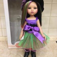 Кукла Абигайль (ведьмочка) Abigail Паола Рейна