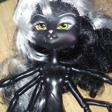 Голова Catwalk Kitties, тело продано