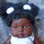 Испанская кукла-пупс мулатка фирмы Rauber