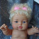 Испанская кукла-пупс