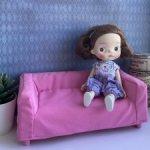 Диван IKEA для куклы