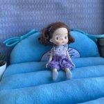 Матрасик для куклы