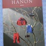 Книга Hanon по шитью кукольной одежды