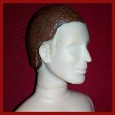 М.К. Артур часть 2 - ещё один способ сделать парик