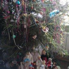 Украшение квартиры на зимние праздники