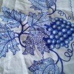 Винтажная вышивка