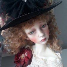 Alice Connie Lowe OOAK Alice Tea Time Dollstown. 55 т.при оплате сразу