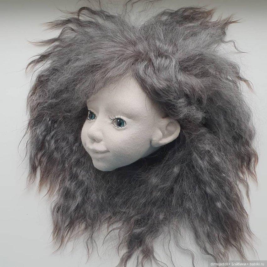 Головушка куколки