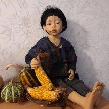 Вьетнамский мальчик Ким