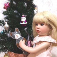 Нелли и новогодняя елка