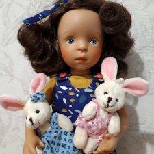 Как я вернулась к тем куклам, с которых начинала