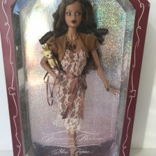 Барби Barbie birthstone beauties miss topaz November