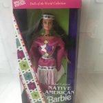 Барби Barbie American Native Third Edition