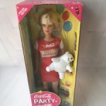 Barbie Coca-Cola Party/ Барби вечеринка Кока-Кола