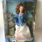 Barbie had a little lamb/ Барби с ягнёнком