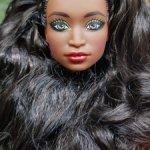 Голова коллекционной Барби Barbie Holiday 2017 Маттел