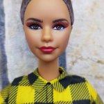 Портретная барби Мисти Коупленд Barbie Misty Copeland