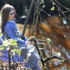 Прогулка у реки или размышления о неуловимом кукольном настроении
