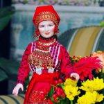 """Авторская этническая кукла """"Эрзя"""""""