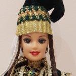 Кукла в национальном татарском костюме