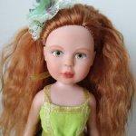 Солнечная принцесса. ООАК куклы Найя от Видал Рохас (Vidal Rojas). Цена снижена!
