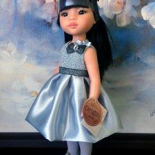 Кукла Лиу Паола Рейна,2018