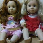 Продам  кукл Chou Chou 2007 г  .