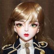 Кукла шарнирная коллекционная игровая, 62 см