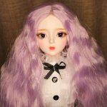 Парик на куклу 8-9 inch (20-22 см, 22-24 см)