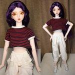 Спортивный костюм для шарнирной куклы 60 см