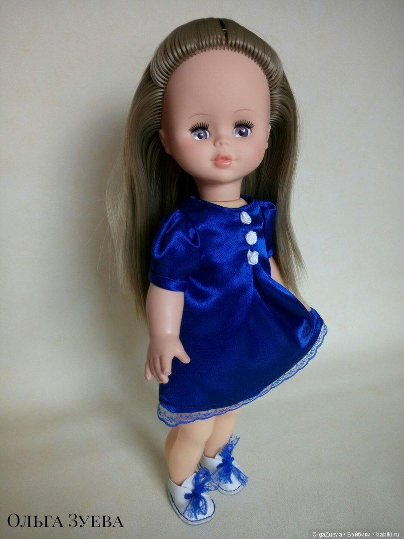 Платье для куклы Весна