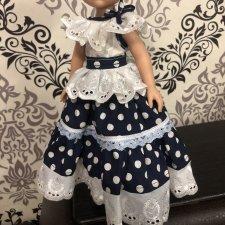 Платья для кукол Паола Рейна, Paola Reina.Распродажа! За два платья 500 рублей.