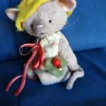 Мышонок-сыренок