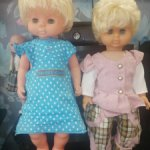 Куклы ГДР немочки пухляшки лот.