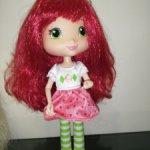 Кукла Шарлотта Земляничка очаровательная