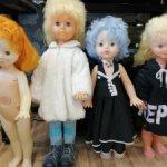 Куклы советские цена за лот