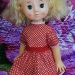 Кукла Тамара СССР