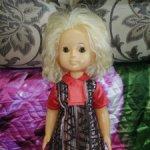 Кукла Лаймуте Неринга редкая