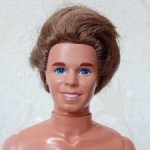 Кен Totally hair
