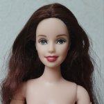 Барби Дороти на теле йоги пухли