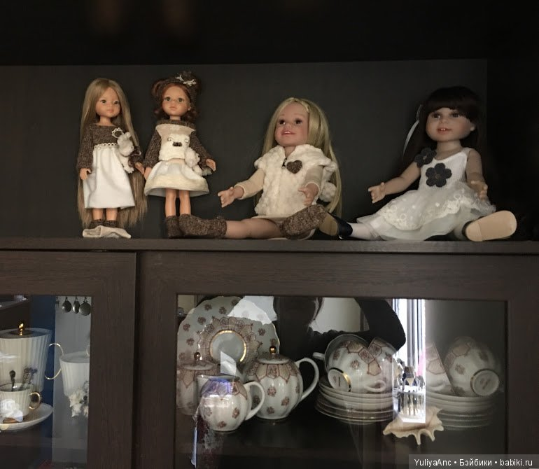 кукольная полка