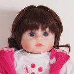 Дивная кукла-малышка 45см. Срочная цена!