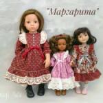 """МК """"Маргарита"""" для Готц, Паола Рейна (Минуш, Джолина, Руби Ред (Дисней, Вихтель, Мариэтта)"""
