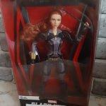 Коллекционная Барби Black Widow Черная Вдова новая