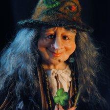 Авторская кукла Лесная Фея