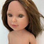 #2 Паулина, брюнетка c карими глазами от Vestida de Azul НЮД