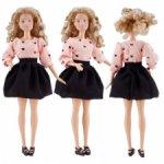 Одежда для кукол типа Барби