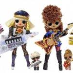 Делю набор Лол куклы Ремикс музык Lol Super Remix, Fame Queen