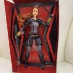 Барби Марвел «Черная вдова», Black Widow from Marvel